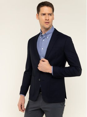 Tommy Hilfiger Tailored Tommy Hilfiger Tailored Сако TT0TT05739 Тъмносин Slim Fit
