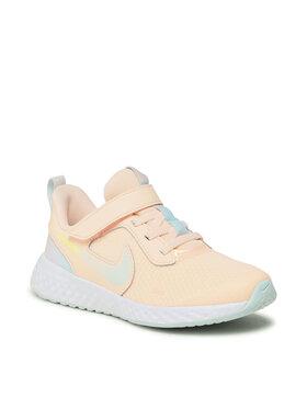 Nike Nike Cipő Revolution 5 Se (PSV) CZ7147 800 Narancssárga