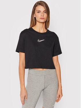 Nike Nike T-Shirt Sportswear DJ4125 Czarny Loose Fit