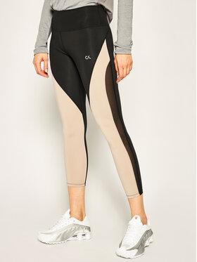 Calvin Klein Performance Calvin Klein Performance Leggings Tight 00GWS0L604 Schwarz Slim Fit
