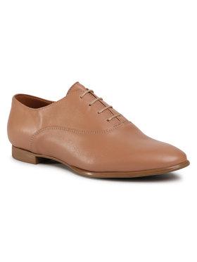 Gino Rossi Gino Rossi Oxford cipők DPH486-V44-1224-3200-0 Bézs