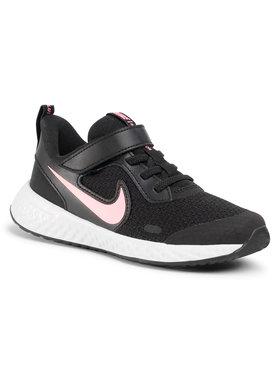 Nike Nike Buty Revolution 5 (Psv) BQ5672 002 Czarny