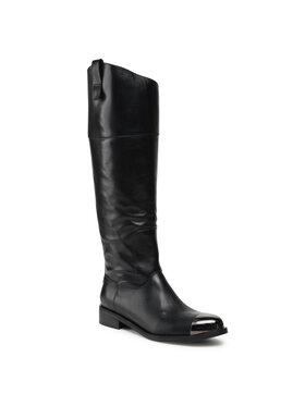 Carinii Carinii Klassische Stiefel B5894 Schwarz