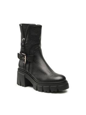 Loriblu Loriblu Členková obuv 2I 6TM047 4506 Čierna