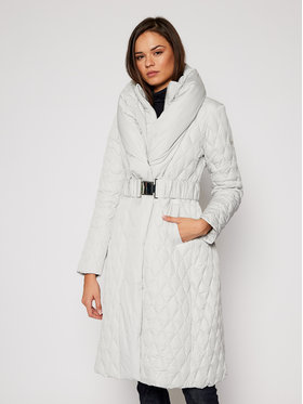 Guess Guess Wintermantel Wallis W0BL05 WDEY0 Grau Regular Fit