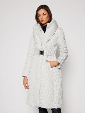 Guess Guess Zimný kabát Wallis W0BL05 WDEY0 Sivá Regular Fit