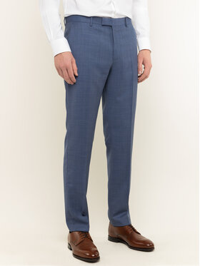 JOOP! Joop! Pantalone da abito 30017825 Blu Modern Fit