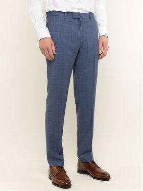 Joop! Joop! Společenské kalhoty 30017825 Modrá Modern Fit