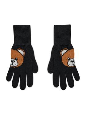 MOSCHINO MOSCHINO Дамски ръкавици 65273 0M2558 Черен