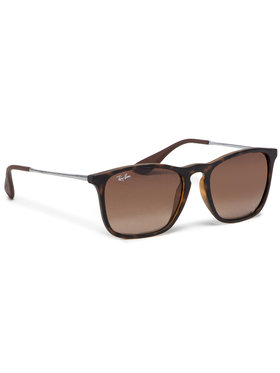 Ray-Ban Ray-Ban Okulary przeciwsłoneczne 0RB4187 Brązowy
