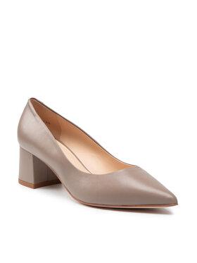 Solo Femme Solo Femme Κλειστά παπούτσια 48901-01-K16/000-04-00 Μπεζ