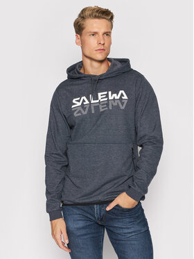 Salewa Salewa Μπλούζα Reflection 2 Dry 27747 Σκούρο μπλε Regular Fit