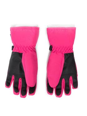 Rossignol Rossignol Lyžařské rukavice Popy Impr G RLIYG07 Růžová