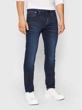 Tommy Hilfiger Tommy Hilfiger Jeans Core Bleecker MW0MW15593 Blu scuro Slim Fit