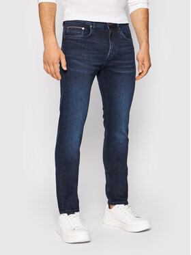 Tommy Hilfiger Tommy Hilfiger Jeans Core Bleecker MW0MW15593 Dunkelblau Slim Fit