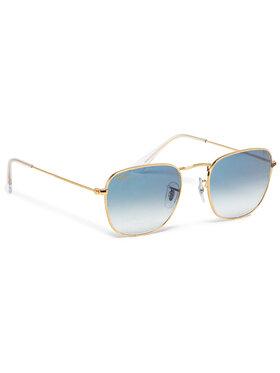 Ray-Ban Ray-Ban Slnečné okuliare 0RB3857 91963F Zlatá