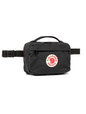 Fjällräven Fjällräven Чанта за кръст Kanken Hip Pack 23796 Черен