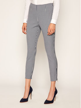 TOMMY HILFIGER TOMMY HILFIGER Pantalon en tissu WW0WW27768 Multicolore Skinny Fit
