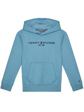 TOMMY HILFIGER TOMMY HILFIGER Mikina Essential KB0KB05796 D Modrá Regular Fit