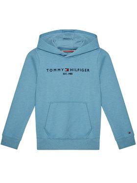 TOMMY HILFIGER TOMMY HILFIGER Sweatshirt Essential KB0KB05796 D Blau Regular Fit