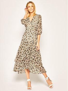 Liu Jo Liu Jo Kasdieninė suknelė WA0258 T0110 Smėlio Regular Fit
