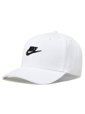 NIKE NIKE Καπέλο Jockey AV6720 100 Λευκό