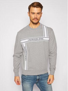 Calvin Klein Jeans Calvin Klein Jeans Sweatshirt J30J315701 Grau Regular Fit