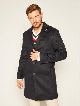 Baldessarini Baldessarini Prechodný kabát Duncan 18654/000/8943 Tmavomodrá Regular Fit