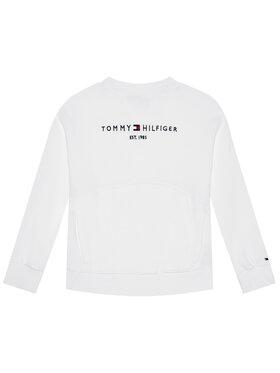 Tommy Hilfiger Tommy Hilfiger Felpa Essential KG0KG05764 D Bianco Regular Fit