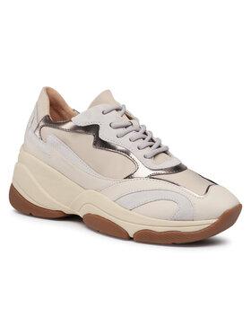 Geox Geox Sneakersy D Kirya B D92BPB 01122 C5K1Q Béžová