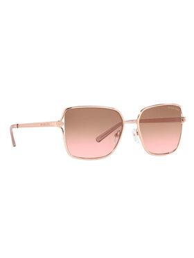 Michael Kors Michael Kors Okulary przeciwsłoneczne Cancun 0MK1087 110811 Złoty