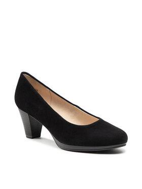 Caprice Caprice Κλειστά παπούτσια 9-22409-26 Μαύρο