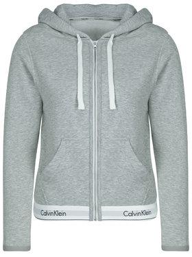 Calvin Klein Underwear Calvin Klein Underwear Mikina QS5667E Šedá Regular Fit