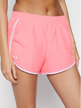 Under Armour Under Armour Short de sport Fly By 2.0 1297125 Rose Loose Fit