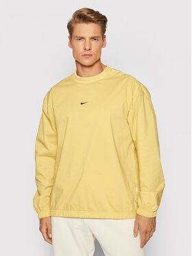 Nike Nike Суитшърт Essentials DD7016 Жълт Regular Fit