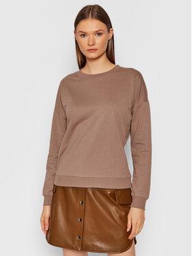 Vero Moda Vero Moda Sweatshirt Octavia 10252960 Braun Regular Fit