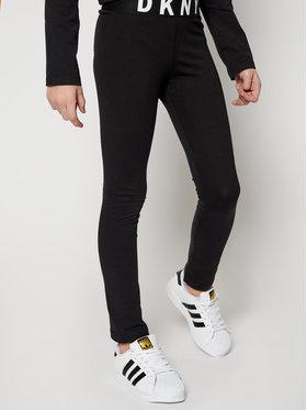 DKNY DKNY Leggings D34994 S Fekete Slim Fit