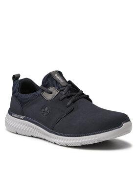Rieker Rieker Sneakersy B8263-14 Granatowy
