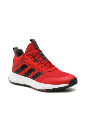 adidas adidas Обувки Ownthegame 2.0 H00466 Червен