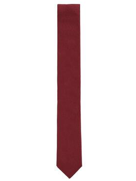 Boss Boss Krawat 0000208275958 Czerwony