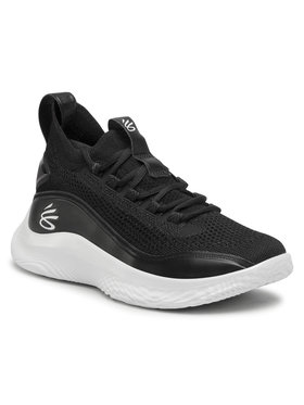 Under Armour Under Armour Обувки Curry 8 3023085-002 Черен