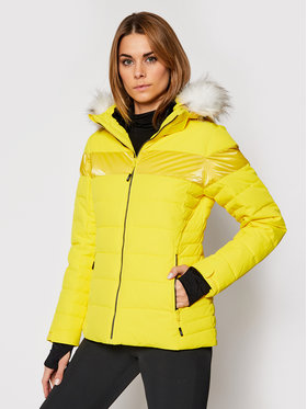 CMP CMP Veste de ski 30W0686 Jaune Regular Fit
