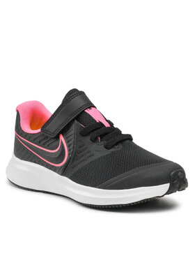 Nike Nike Topánky Star Runner 2 (PSV) AT1801 002 Čierna