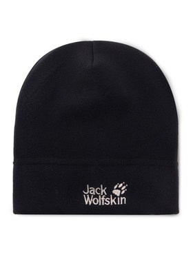 Jack Wolfskin Jack Wolfskin Čiapka Real Stuff Cap 19590-60 Čierna