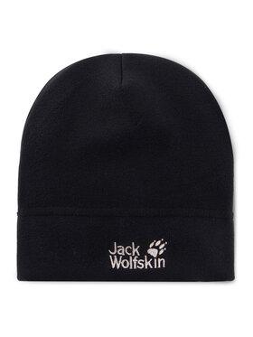 Jack Wolfskin Jack Wolfskin Σκούφος Real Stuff Cap 19590-60 Μαύρο