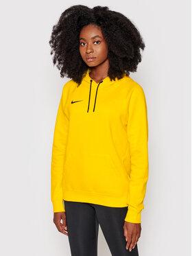 Nike Nike Mikina Park CW6957 Žlutá Regular Fit