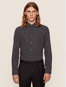 Boss Boss Košile Eliott 5043978 Černá Regular Fit