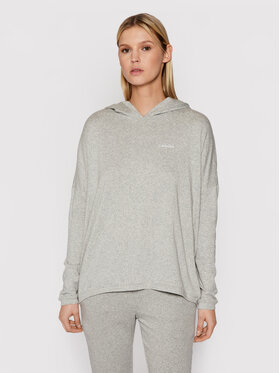 Calvin Klein Underwear Calvin Klein Underwear Majica dugih rukava 000QS6120E Siva Oversize