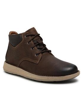Clarks Clarks Boots Un Larvik Top2 261550807 Marron