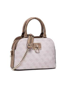 Guess Guess Дамска чанта Alisa (SG) HWSG81 23050 Розов